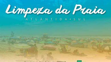 Photo of Atlântida Sul terá mutirão de limpeza neste sábado