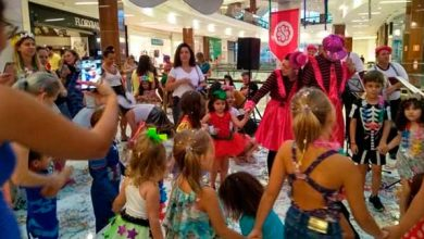 Photo of Carnaval Infantil no Bourbon São Leopoldo
