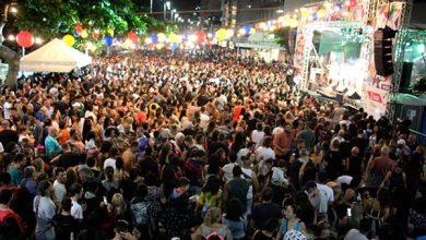 Photo of Um mar de foliões abre o Carnaval de Balneário Camboriú
