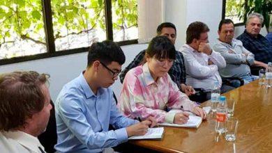 Photo of Trem da Serra Gaúcha foi pauta de reunião com chineses