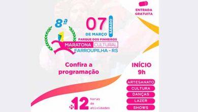 Photo of Maratona Cultural 2020 acontece dia 7 em Farroupilha