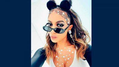 "Photo of Anitta vira ""panda"" em Salvador"