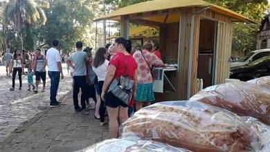 Photo of Feira Colonial de Ivoti neste domingo no Núcleo de Casas Enxaimel