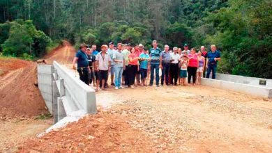 Photo of Sinimbu inaugura ponte elevada na Linha Pintado