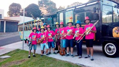 Photo of Orquestra Maria Fumaça do Samba anima o Carnaval de Passo Fundo