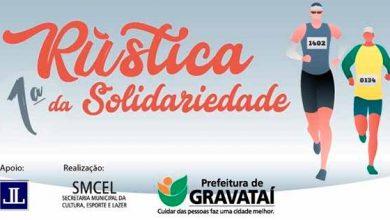 Photo of 1ª Rústica da Solidariedade acontece em março em Gravataí