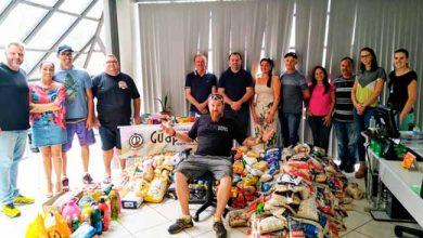 Photo of GuapoRock doa alimentos para entidades de Guaporé
