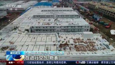 Photo of China constrói hospital com mil leitos em dez dias