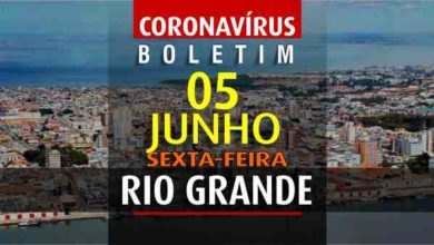 Photo of Município de Rio Grande chega aos 51 casos de Covid-19