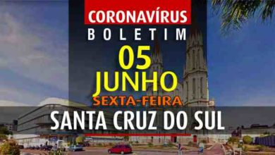 Photo of Santa Cruz do Sul contabiliza 104 casos da Covid-19