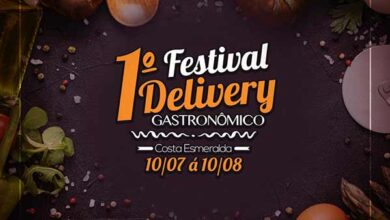 Photo of Festival de delivery conta com 25 restaurantes no Litoral de SC