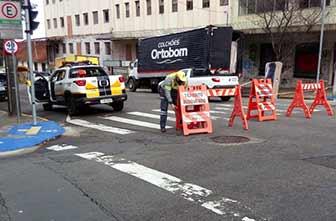 Foto de Av. Júlio de Castilhos estará com trânsito parcialmente bloqueado nesta sexta-feira