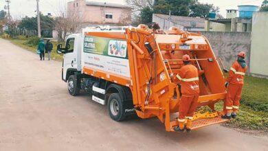 Photo of Coleta de lixo abrange 100% da zona urbana de Pelotas