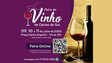 Photo of Caxias do Sul realiza Feira do Vinho neste final de semana