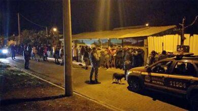 Photo of GM e BM encerram festa clandestina no bairro Santo Afonso, em NH
