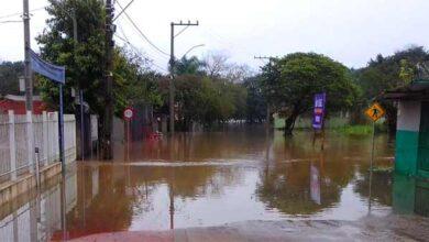 Photo of Rio dos Sinos atinge 5,10 metros em São Leopoldo