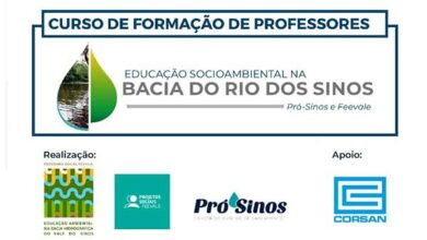 Photo of Corsan participará de curso para formação de professores oferecido pelo Pró-Sinos e pela Feevale