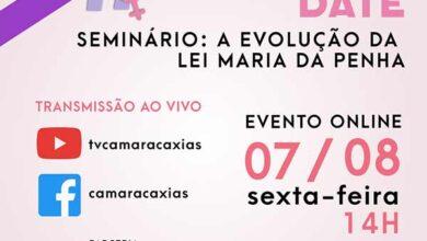 Photo of 14 anos da Lei Maria da Penha é tema de seminário em Caxias do Sul