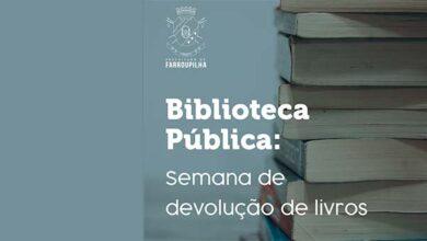 Photo of Biblioteca Pública de Farroupilha faz campanha de devolução de livros