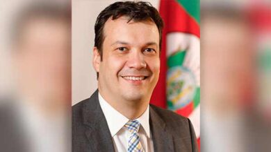 Foto de Secretário do Meio Ambiente e Infraestrutura do RS palestra na CIC Caxias