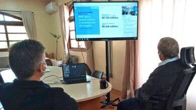 Foto de Prefeitura e Corsan discutem melhorias no abastecimento de água em Canela