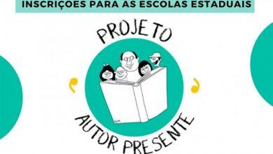 Foto de Inscrições para o Projeto Autor Presente 2020 iniciam nesta sexta