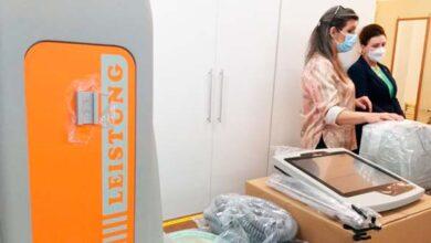 Foto de Mais 30 respiradores são repassados para hospitais gaúchos